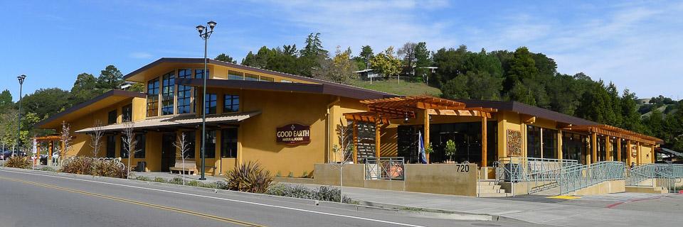 Good Earth Natural Foods, Fairfax, CA