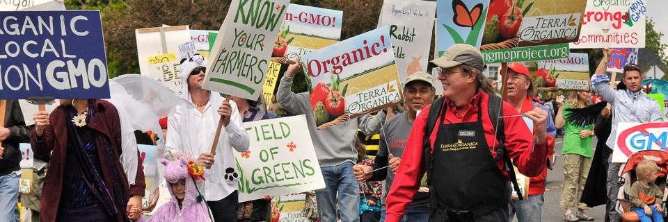 Terra Organica March